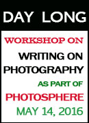 Workshop on Writing on Photography